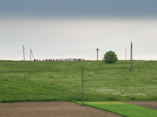 Poles blessing pole (field) among Pole of the Poles