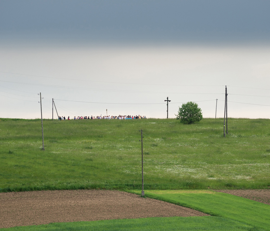 Poles blessing pole (field) among Pole of the Poles 3