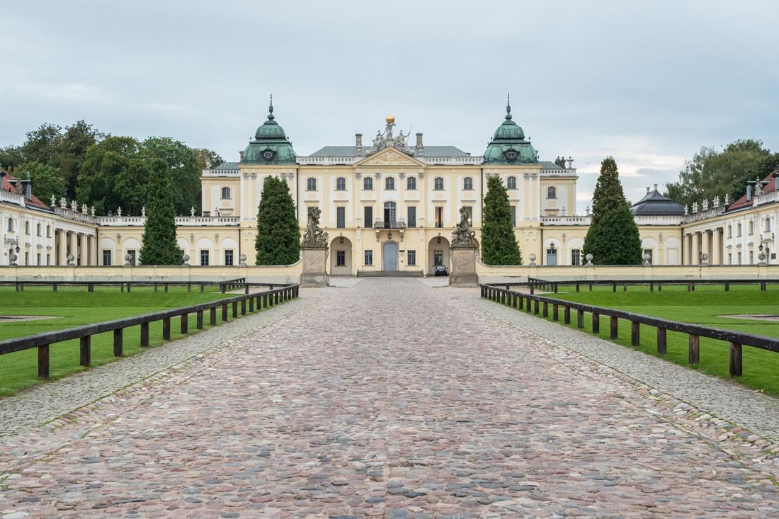 Pałac Branickich - Uniwersytet Medyczny, fot. K. Ligęza
