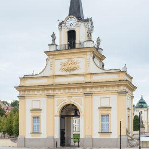 The Great Gate of Branicki Palace, image by K. Ligęza