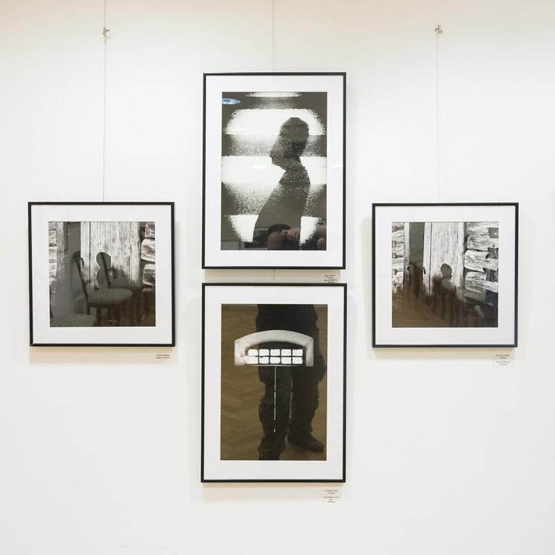 Fragment wystawy, fot. K. Ligęza