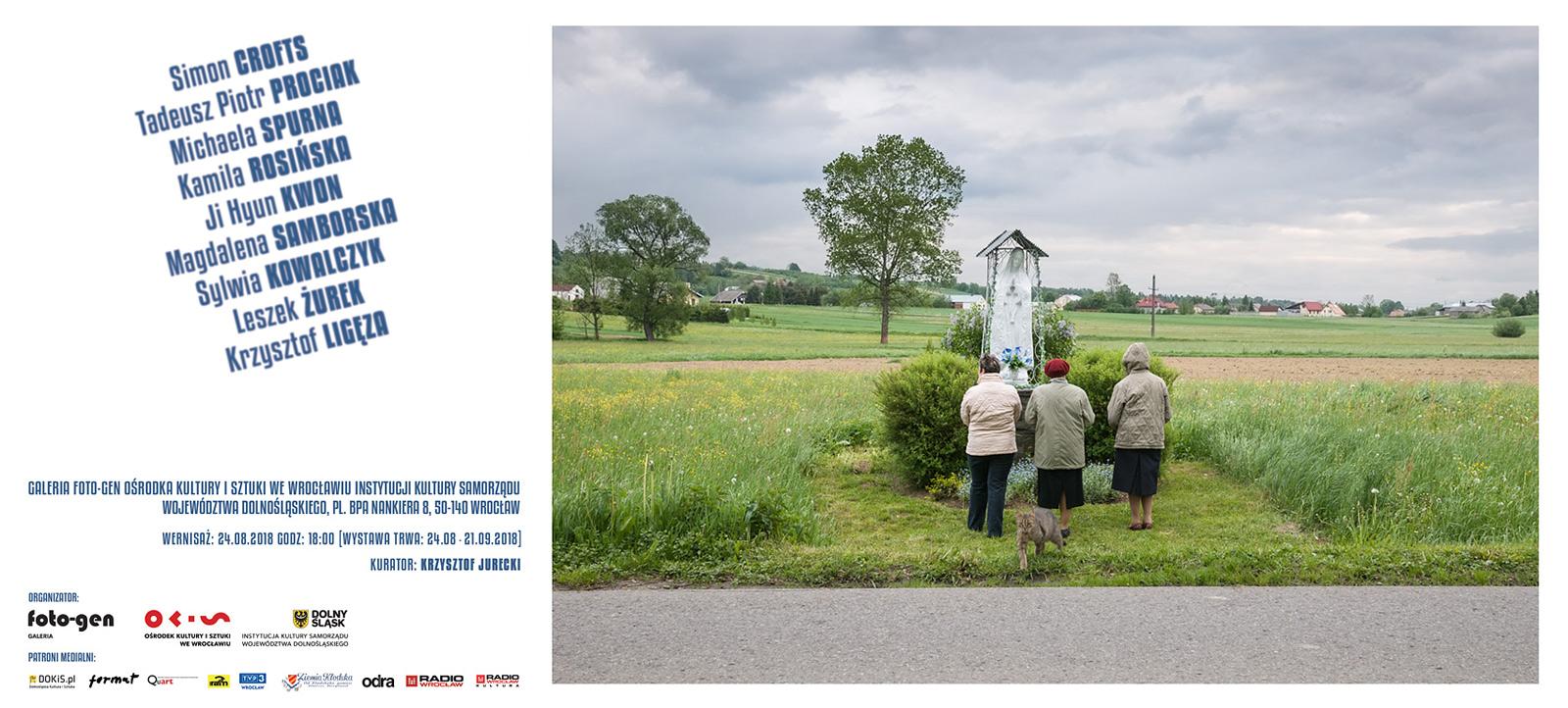 <em>Negocjowanie tożsamości. <br> Między realnym a wirtualnym w fotografii XXI w.</em> <br> - wystawa w galerii FOTO-GEN, Wrocław 1