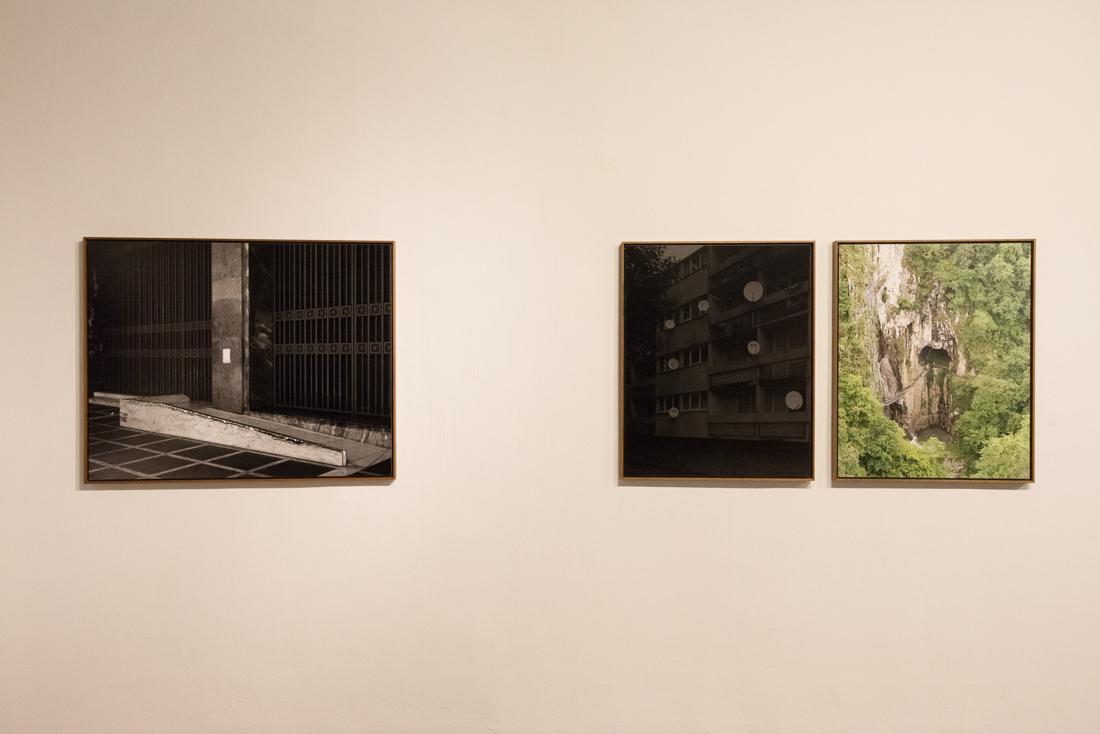 "Armand Quetsch ""Dystopian circles"", image by K. Ligęza"