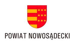 Zrealizowano przy wsparciu Powiatu Nowosądeckiego