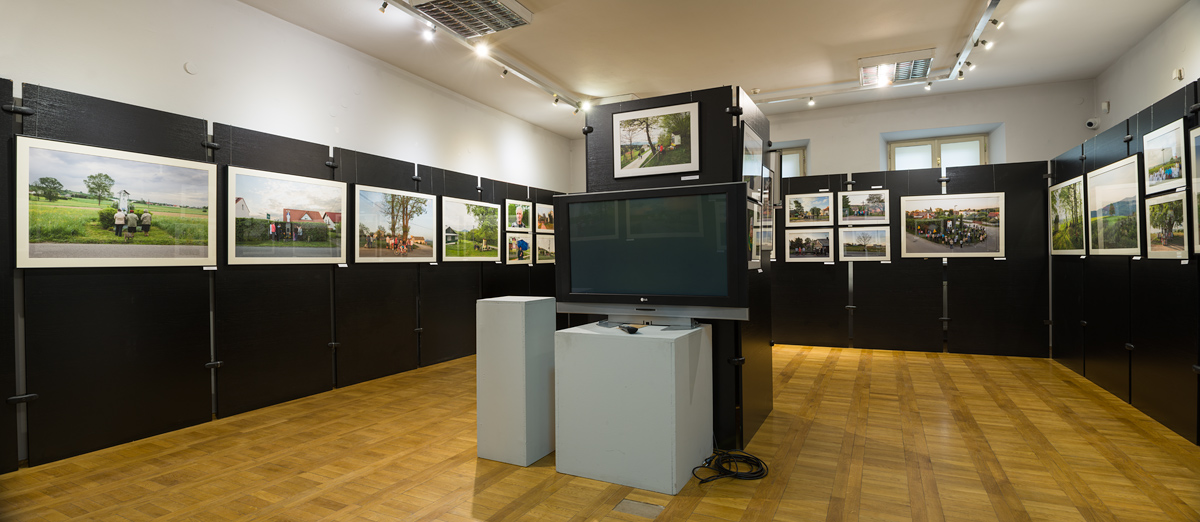 Exhibition view, image by K. Ligeza