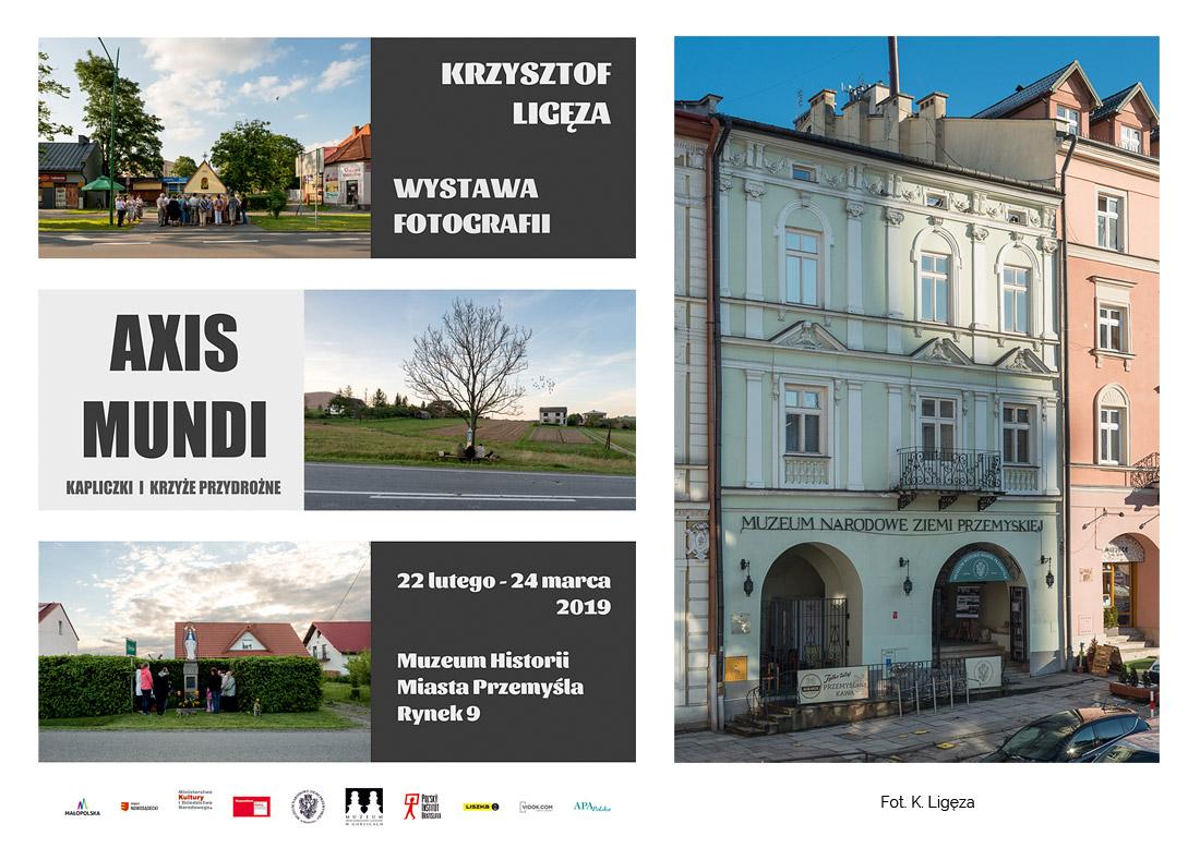 <em>Axis mundi: kapliczki i krzyże przydrożne</em><br> w Muzeum Narodowym Ziemi Przemyskiej 1