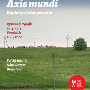 Plakat wystawy - Instytut Polski w Bratysławie 1
