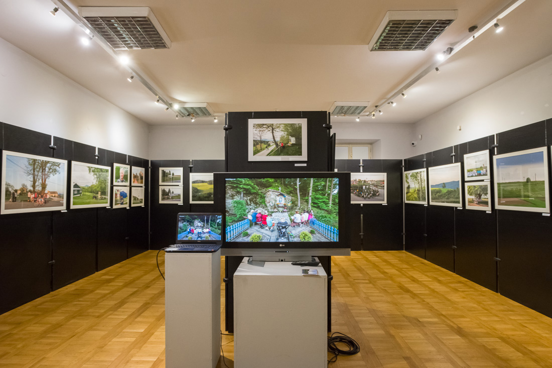 Exhibition view © Krzysztof Ligęza