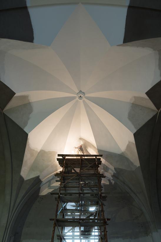 Cegielnia II - rozbudowa Kościoła NMP w Stróżach
