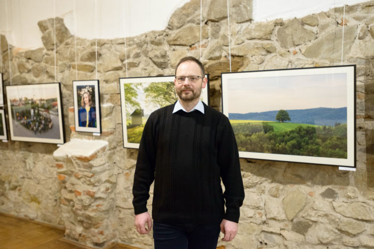Wystawa 'Axis mundi: kapliczki i krzyże przydrożne', Gorlice, 2018