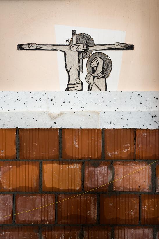 """From """"Brickwork"""" series © Krzysztof Ligęza"""