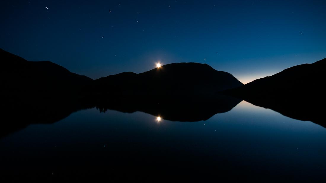 2 Księżyce © Krzysztof Ligęza