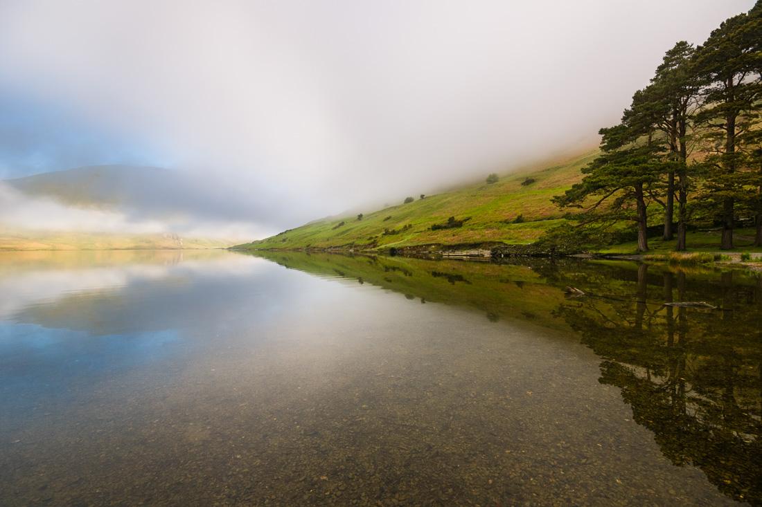 Symetriada dzienna Lake District